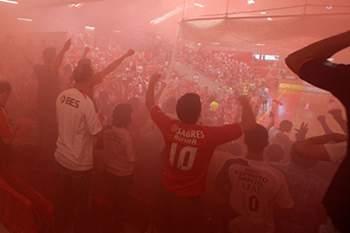 Futsal Benfica.