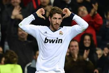 Defesa do Real Madrid