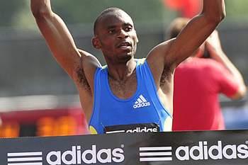 O atleta sul-africano foi vítima de um acidente de viação