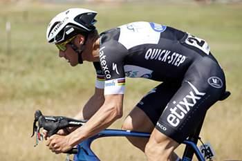 Ciclista não vai estar na Volta a França.