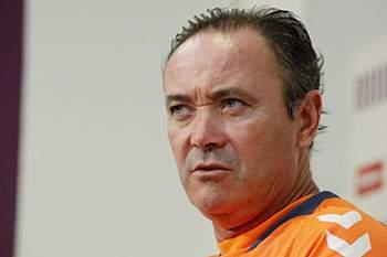 O técnico do Almeria foi despedido