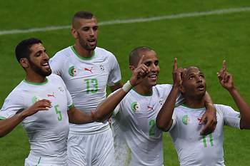 CAN2015. Argélia 3-1 África do Sul