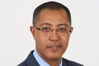 Vítor Osório, presidente da Federação Cabo-verdiana