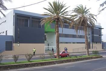 Centro de Estágio São Vicente