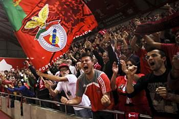 Roller hockey: Benfica v Ce. Moritz Vendrell