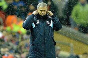 """Chelsea : Mourinho: """"Se falar v"""