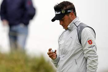 Golfista português.