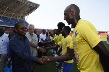Maxaquene e Costa do Sol, um dos clássicos do futebol moçambicano