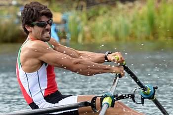 O melhor português, Pedro Fraga, classificou-se no oitavo posto
