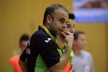Treinador de futsal português.