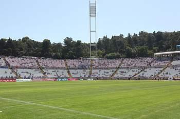 Estádio do Jamor.