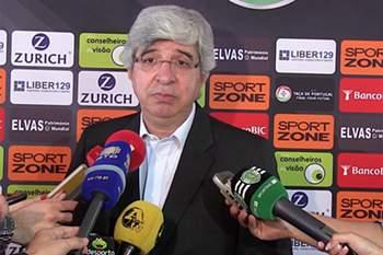 Coordenador do futsal do Benfica