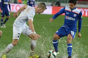 Cruz Azul vs Wanderers