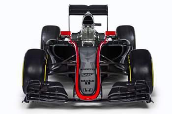 Mclaren MP4-30, o novo monolugar da escuderia britânica para a Fórmula 1 em 2015