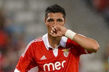 Avançado do Benfica.
