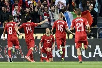 Portugal vence a Rússia, e alimenta um sonho chamado Brasil