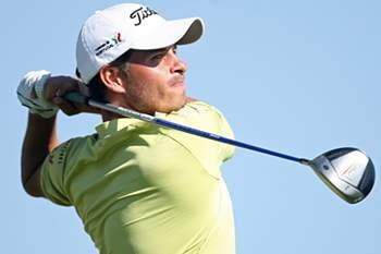 O golfista português Filipe Lima está entre os 22/os classificados no Open de Zandvoort