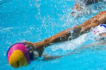 Torneio Internacional de Polo Aquático em Budapeste. TIBOR ILLYES/LUSA