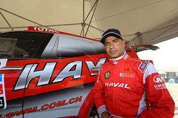Piloto vai voltar à Mitsubishi para correr o Dakar2015