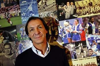 Fernando Gomes, antigo jogaador do FC Porto