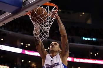 Matt Barnes dos LA Clippers