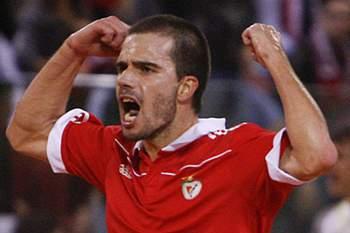 O internacional português é o capitão de equipa do Benfica.