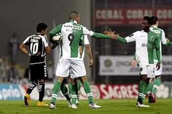 Carlos Mané Nacional vs Sporting