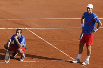 Stepanek e Berdych