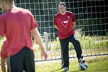 O clube da Trofa anunciou o novo treinador