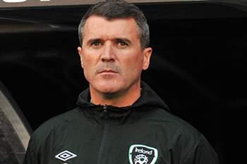 Roy Keane, antigo jogador do Manchester United