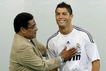 Eusébio e Ronaldo