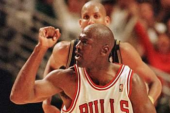 Reggie Miller relatou uma troca de palavras com o antigo jogador dos Chicago Bulls.