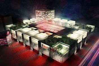 Novo recinto terá capacidade para 48 mil pessoas