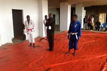 Ju-Jitsu Angola