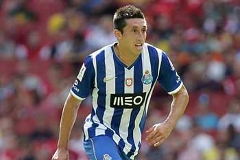 Herrera FC Porto