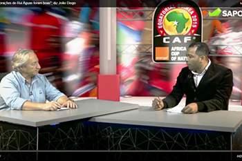 João Diogo, jornalista da RDP África, analisa o que correu mal na seleção de Cabo Verde
