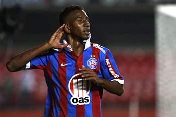 Anderson Talisca do Bahia apontado ao Benfica.