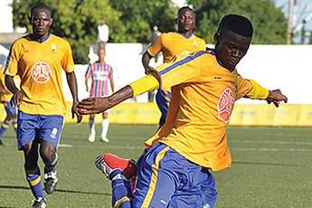 Desportivo de Nacala queixa-se da falta de apoio do governo distrital