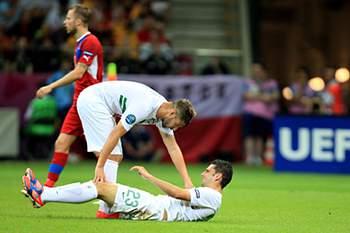 Avançado português tem sofrido com lesões