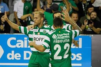 Sporting goleia Grand Pro Varna.