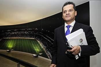Futebol: Rui Alves, apresenta candidatura à presidencia da Liga Profissional de Futebol