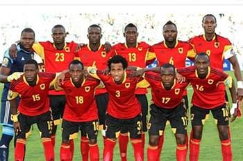 Palancas Negras • Seleção Angolana de Futebol