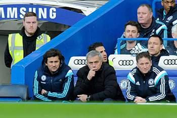 """José Mourinho: """"Temos de nos sentir envergonhados"""""""