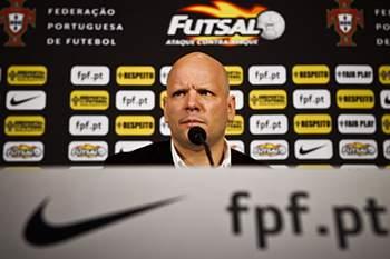 Selecionador português de futsal.