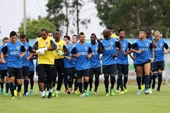 PORTUGAL TREINO FC PORTO