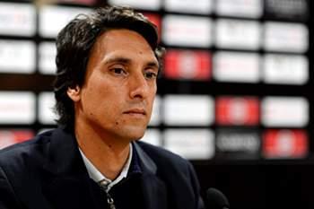 João de Deus, treinador da equipa B do Sporting