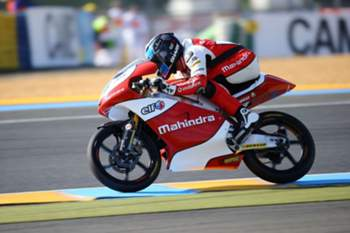O piloto português conseguiu apenas o 13º tempo na Holanda