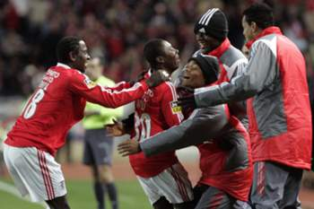 Freddy Adu marcou cinco golos no Benfica