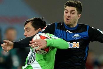 Wolfsburgo vs Paderborn