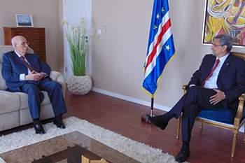 Manuel Sérgio e Jorge Carlos Fonseca